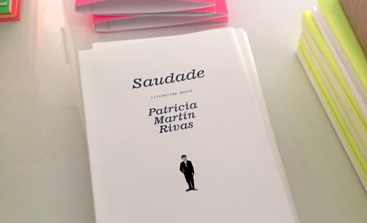Saudade_Patricia Martín Rivas