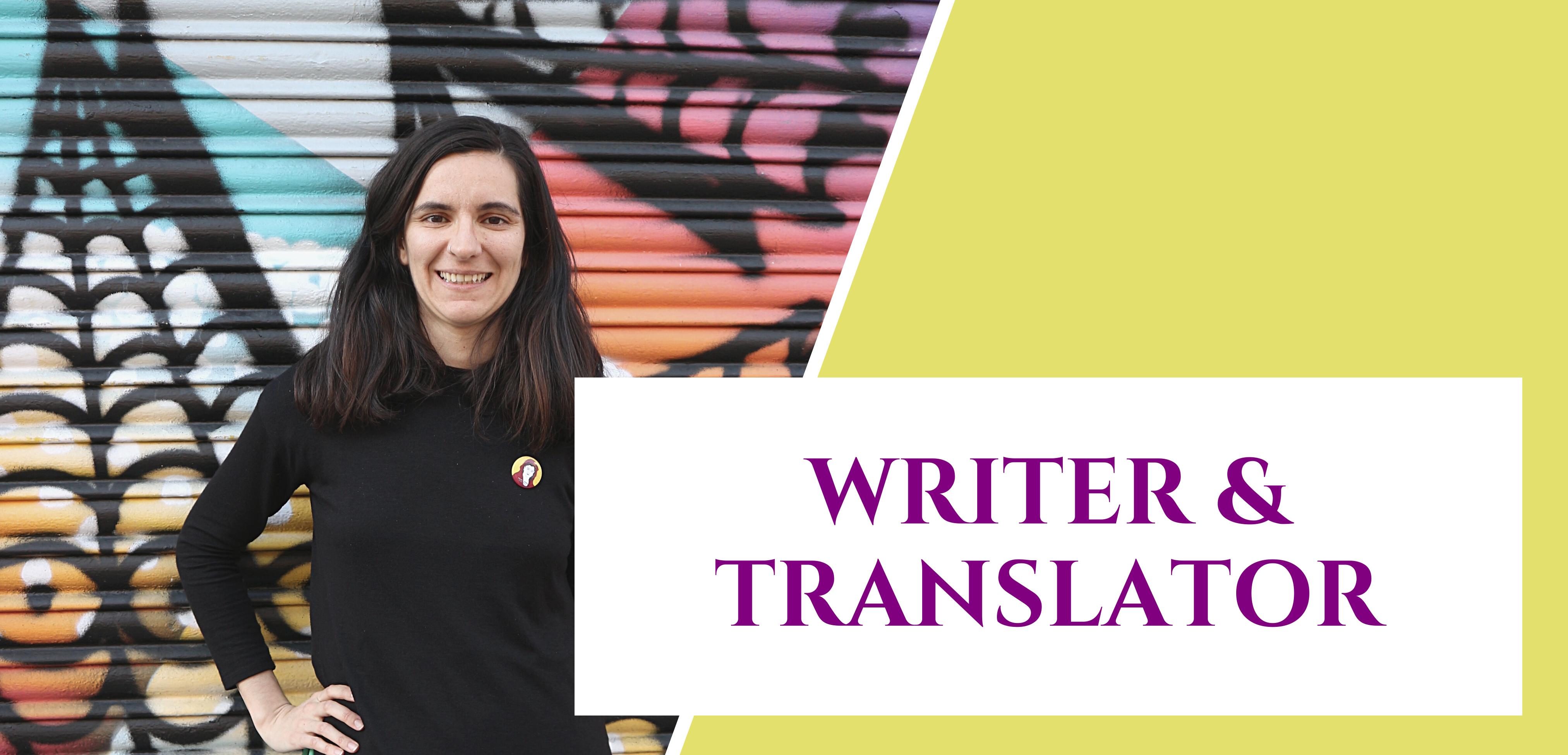 Writer and translator
