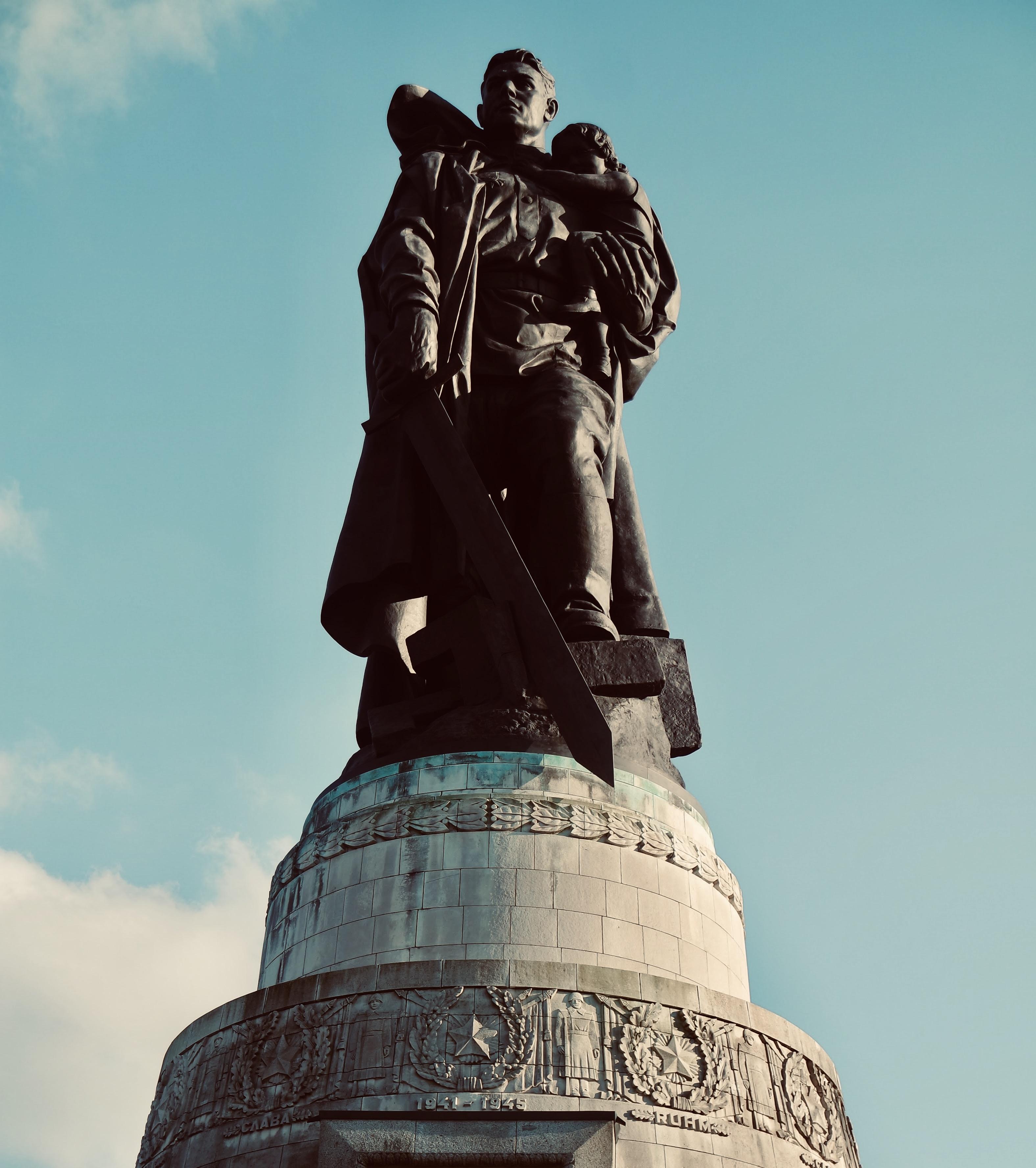 Monumento Conmemorativo a los Soldados Soviéticos