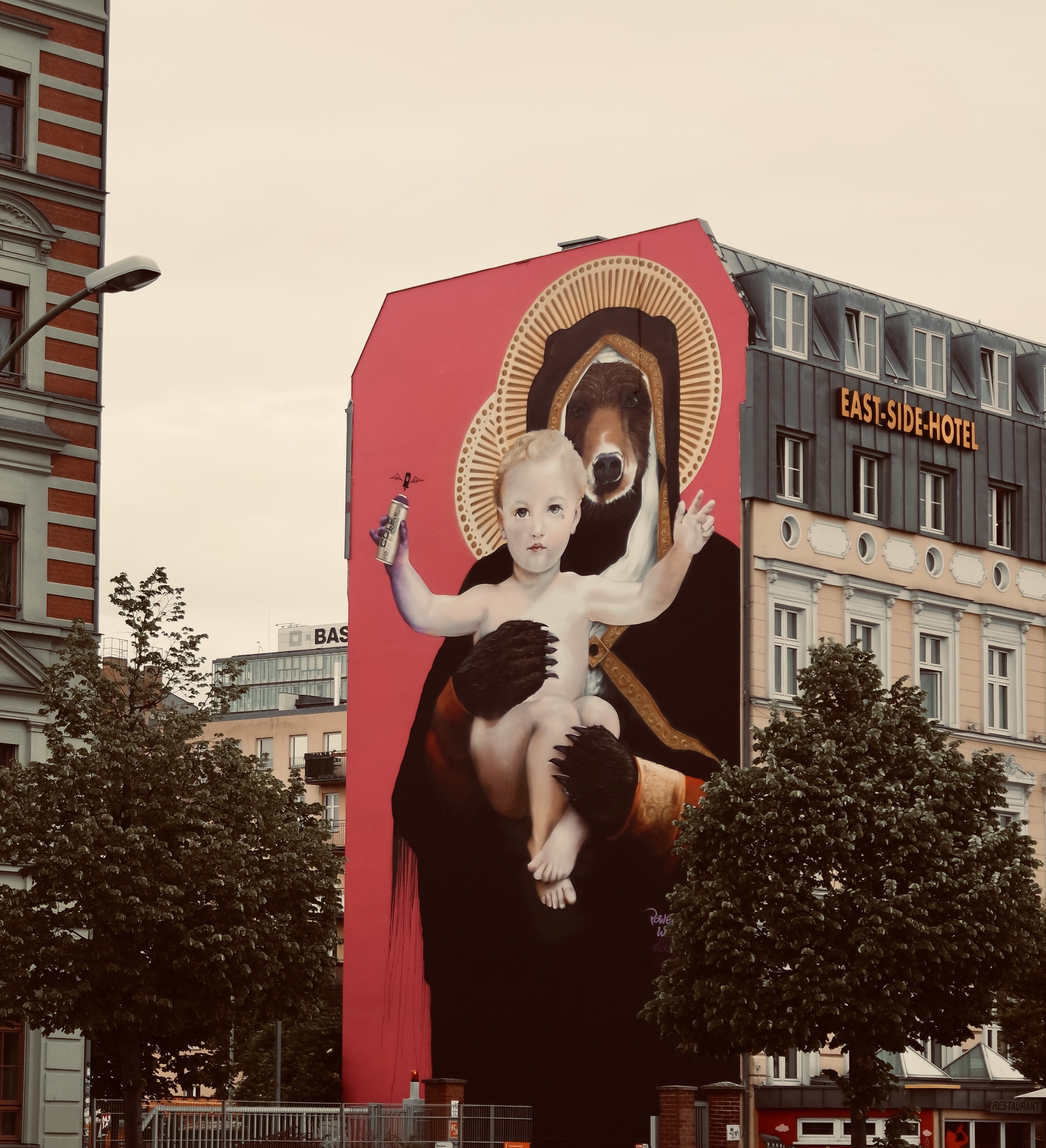 Este de Berlín